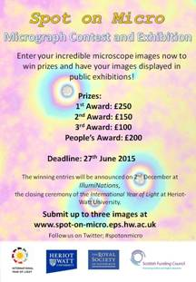 Spot on Micro Colour Poster download (pdf)